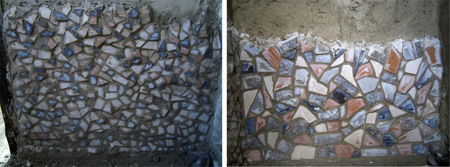 04 mozaik od plocica i krecnog maltera