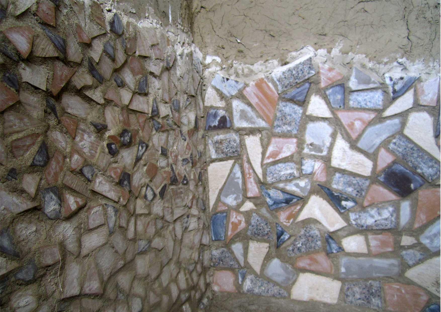 06 mozaik od plocica i krecnog maltera