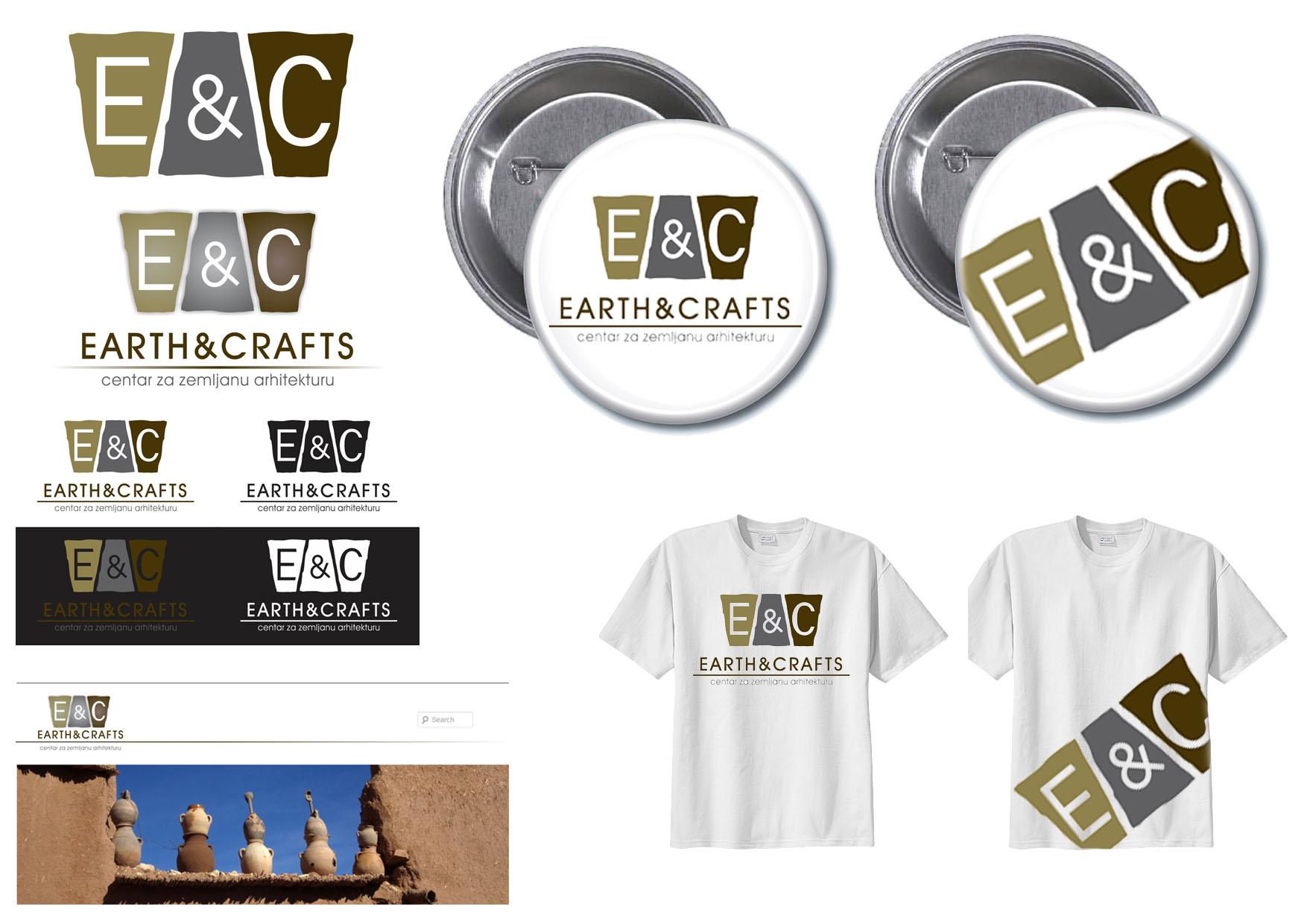 01 predlog logo EARTH&CRAFTS Stevan Antonijevic stewask8@gmail.com