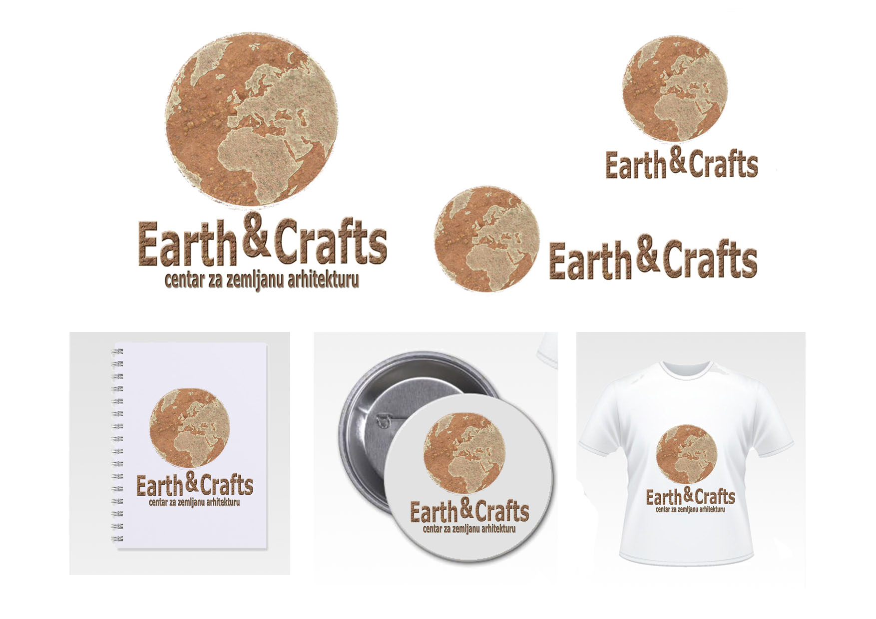 02 predlog logo EARTH&CRAFTS Aleksandra Tosman aleksandra.tosman@gmail.com