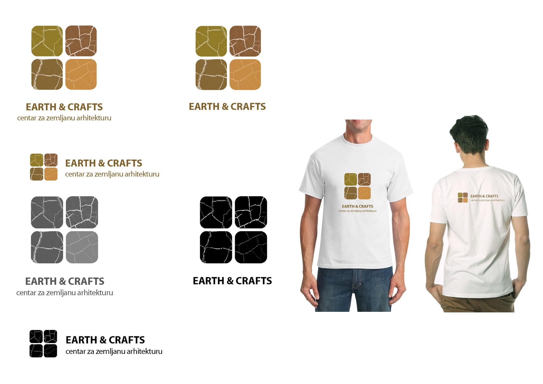 03 predlog logo EARTH&CRAFTS Jasna Cizler cizlerj@gmail.com