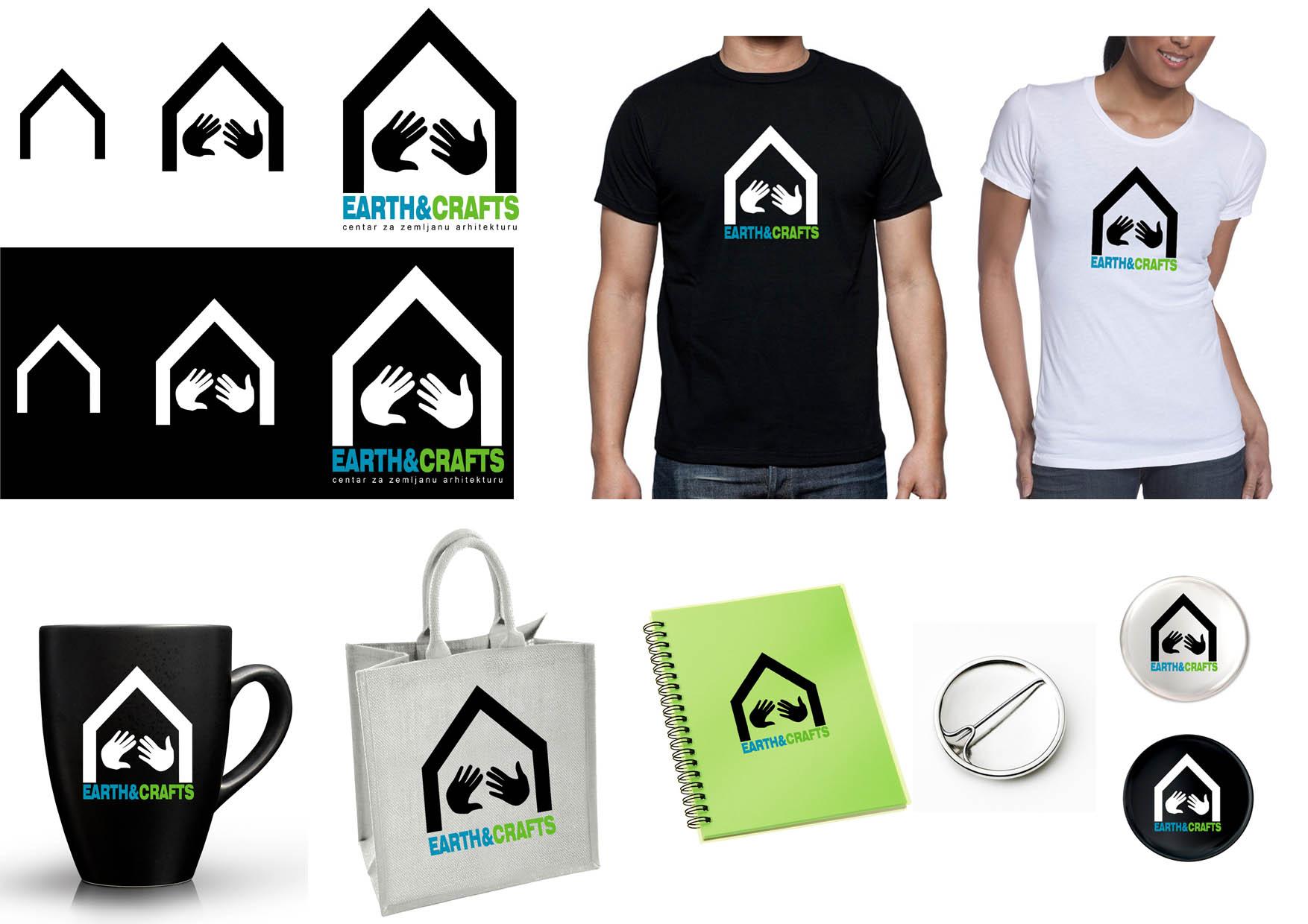 07 predlog logo EARTH&CRAFTS branislav spasojevic branislav.spasojevic.arch@gmail.com