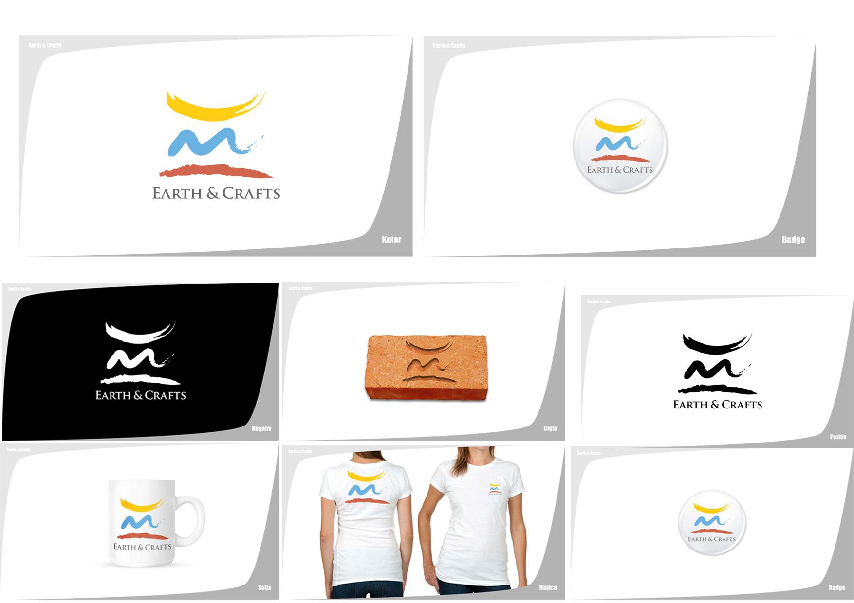 09 predlog logo EARTH&CRAFTS sonja daj daj cpku3209@gmail.com