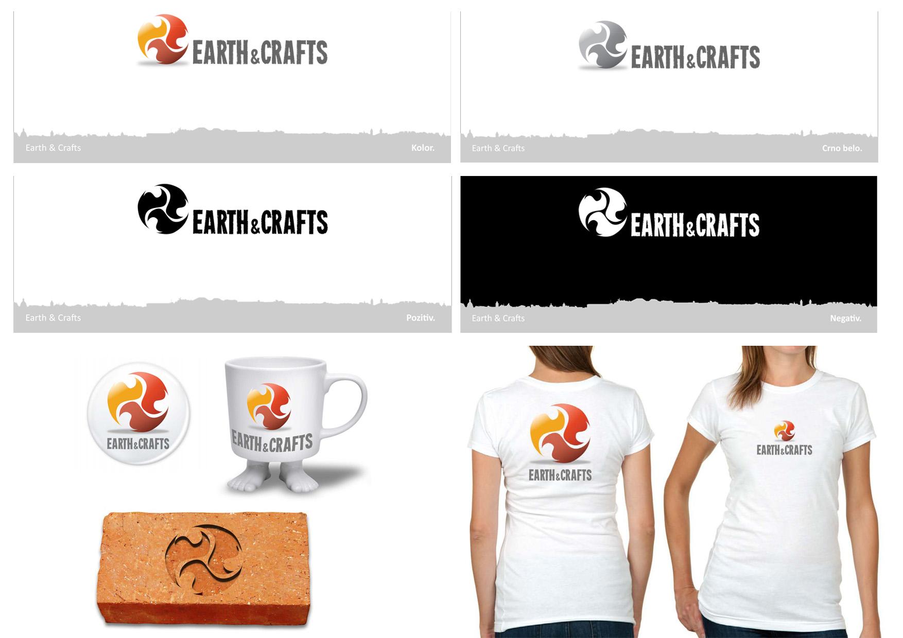 10 predlog logo EARTH&CRAFTS srdjan cpku3209@gmail.com
