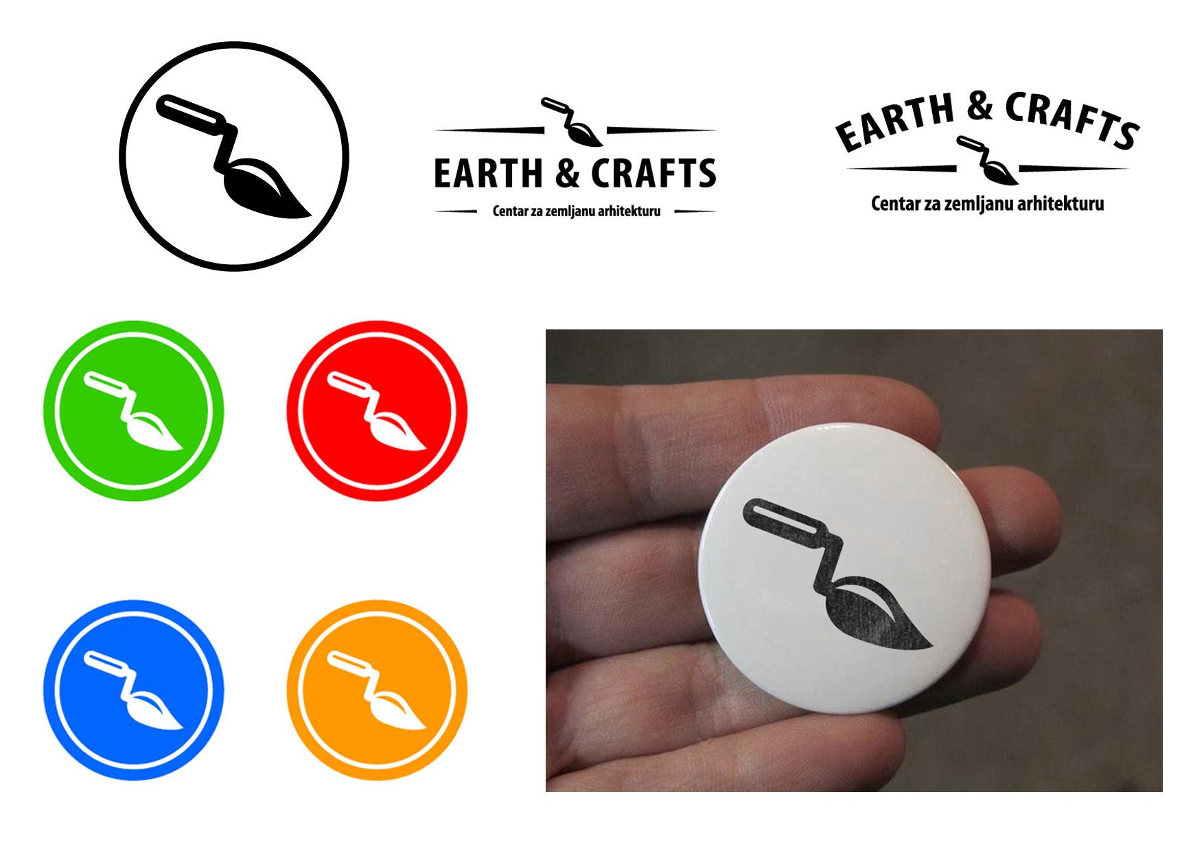 13 predlog logo EARTH&CRAFTS vlado trtic vladotrtic@gmail.com