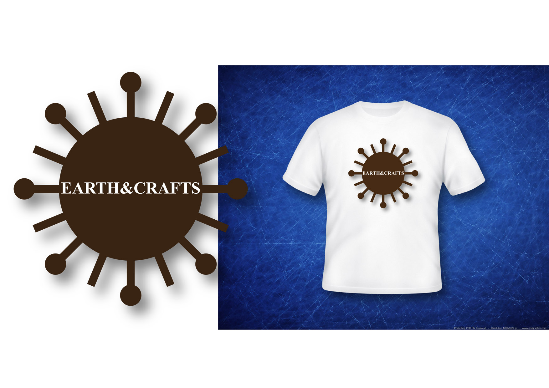 14 predlog logo EARTH&CRAFTS stefan petrovic stech010@gmail.com