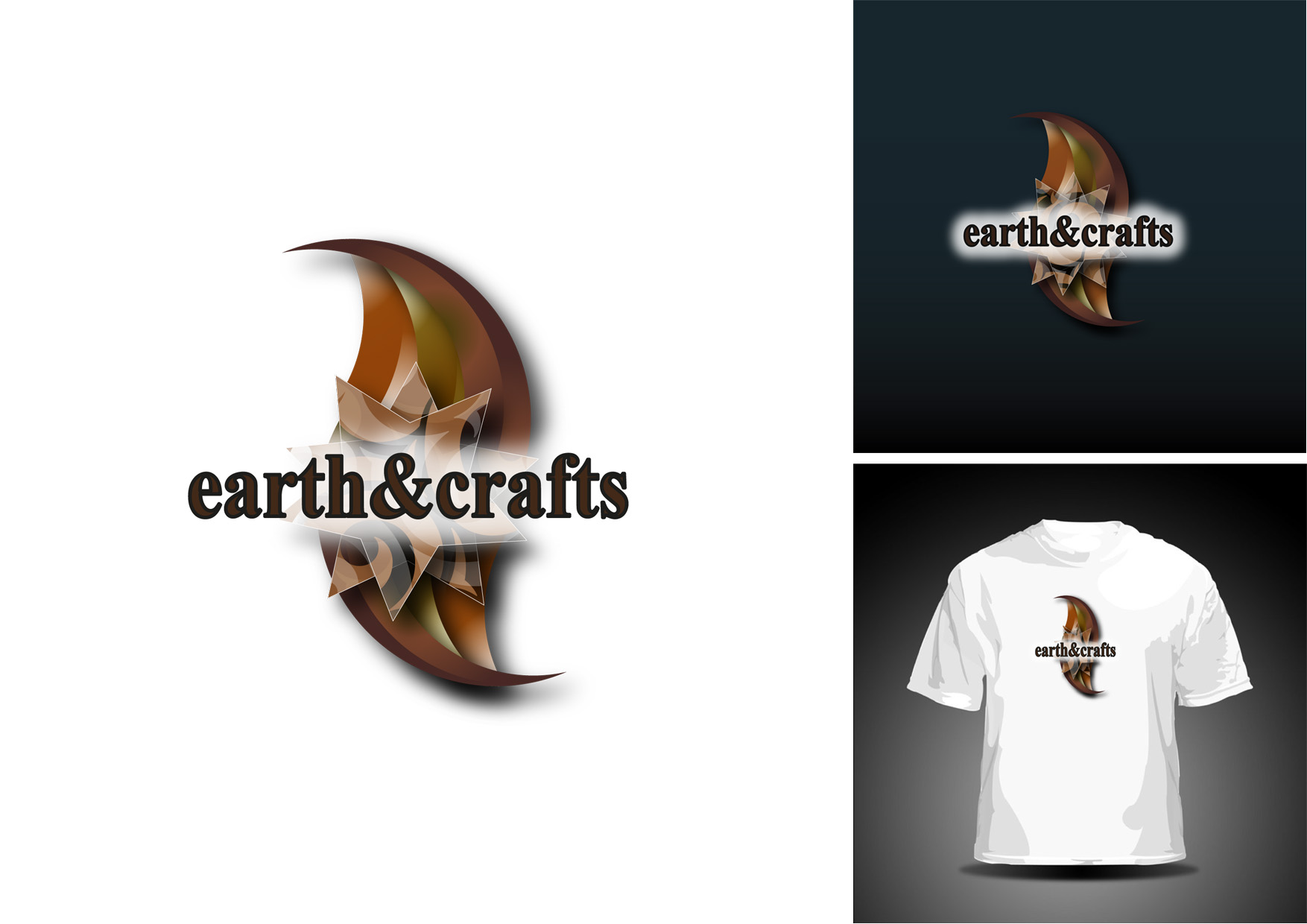 15 predlog logo EARTH&CRAFTS stefan petrovic stech010@gmail.com