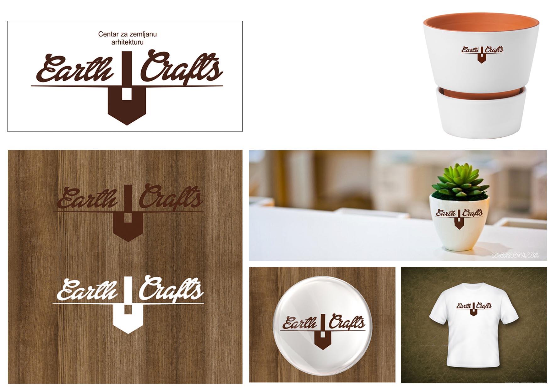 20 predlog logo EARTH&CRAFTS milutin djilas milutindjilas@yahoo.com