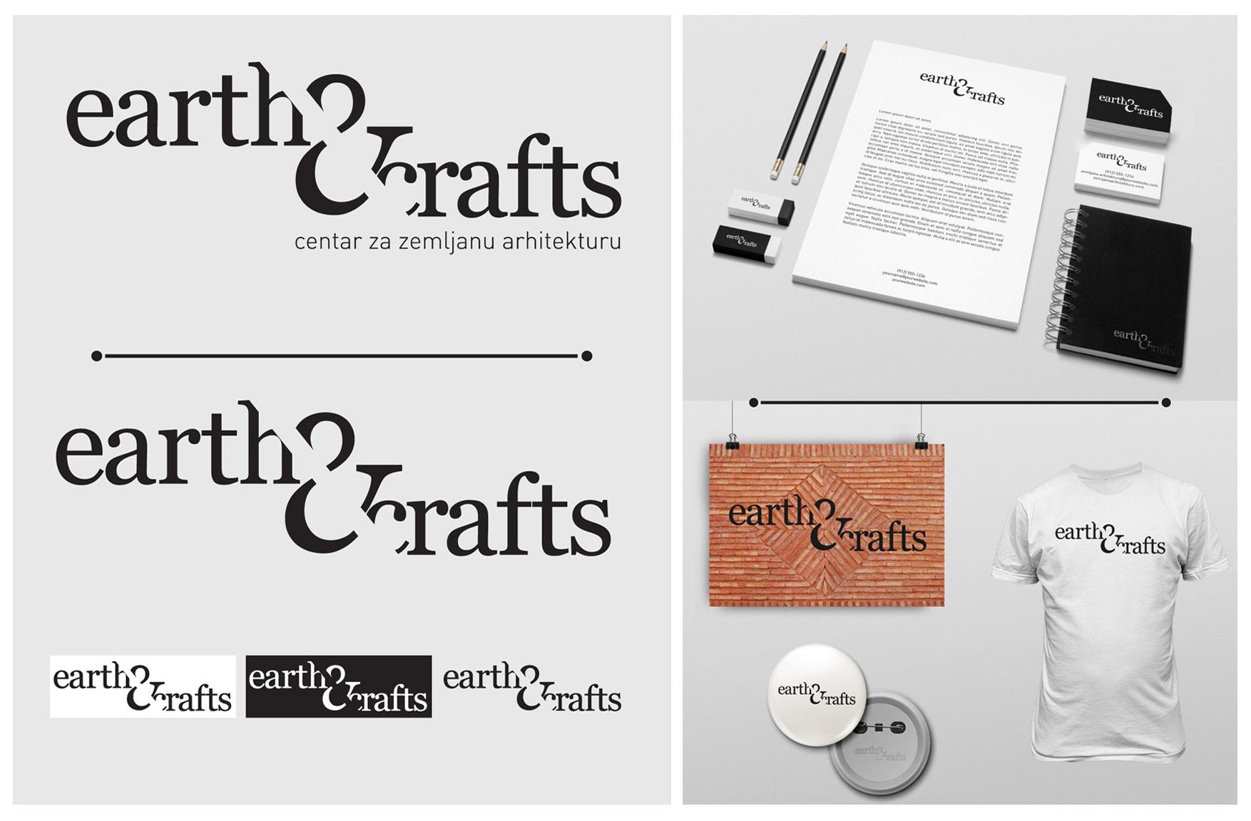 22 predlog logo EARTH&CRAFTS aleksandra selakovic aleksandra.selakovic@yahoo.com