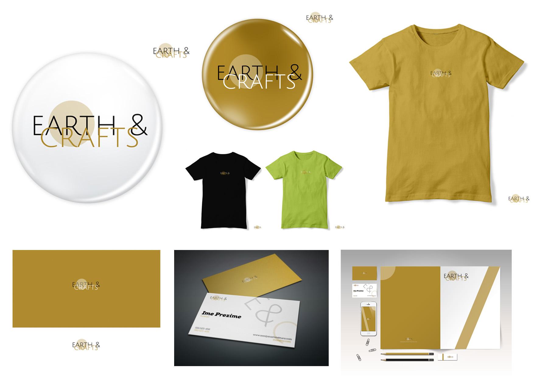 30 predlog logo EARTH&CRAFTS danilo danilosvilar@gmail.com