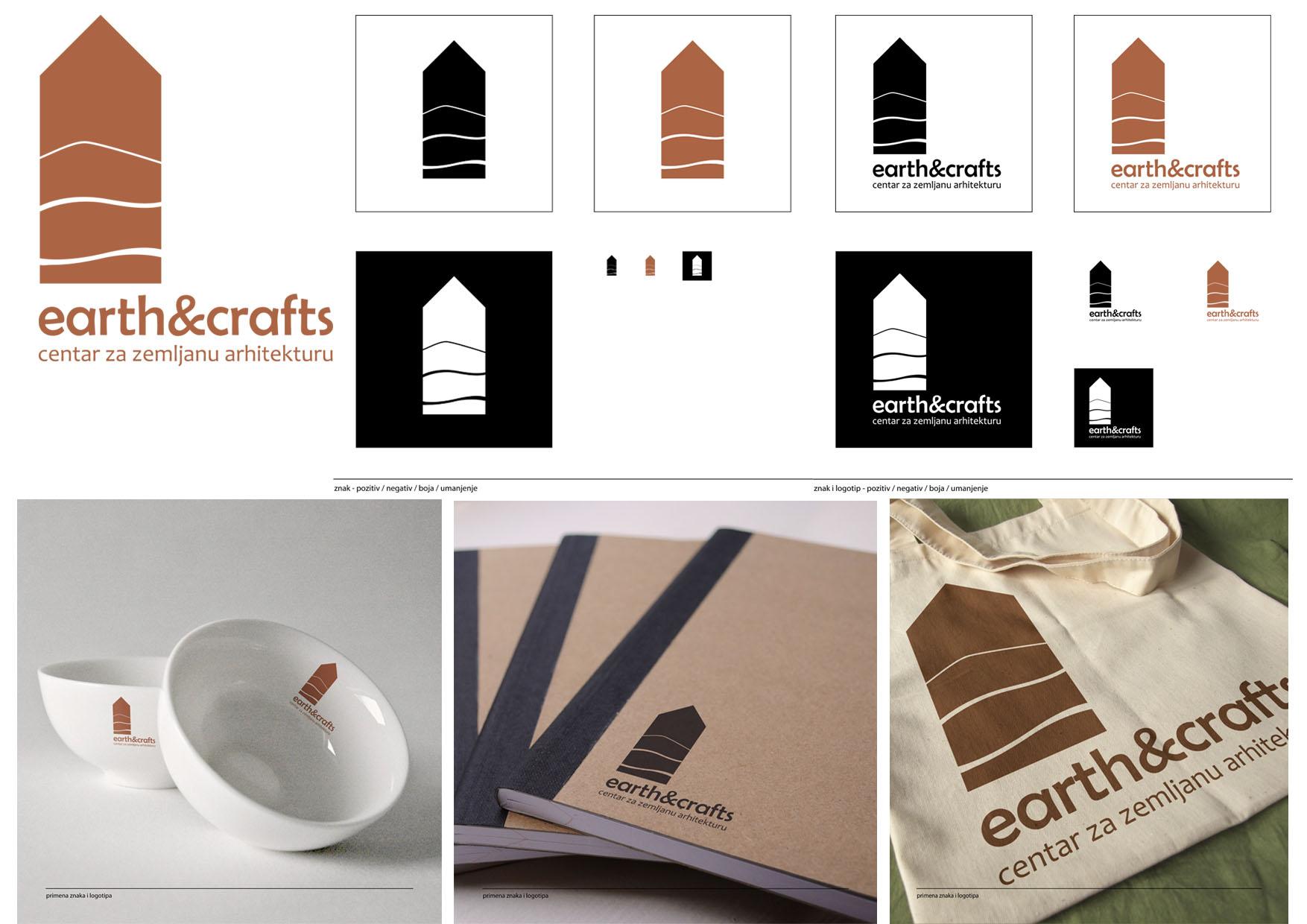 32 predlog logo EARTH&CRAFTS Aleksandra Mikan aleksandramikan@gmail.com