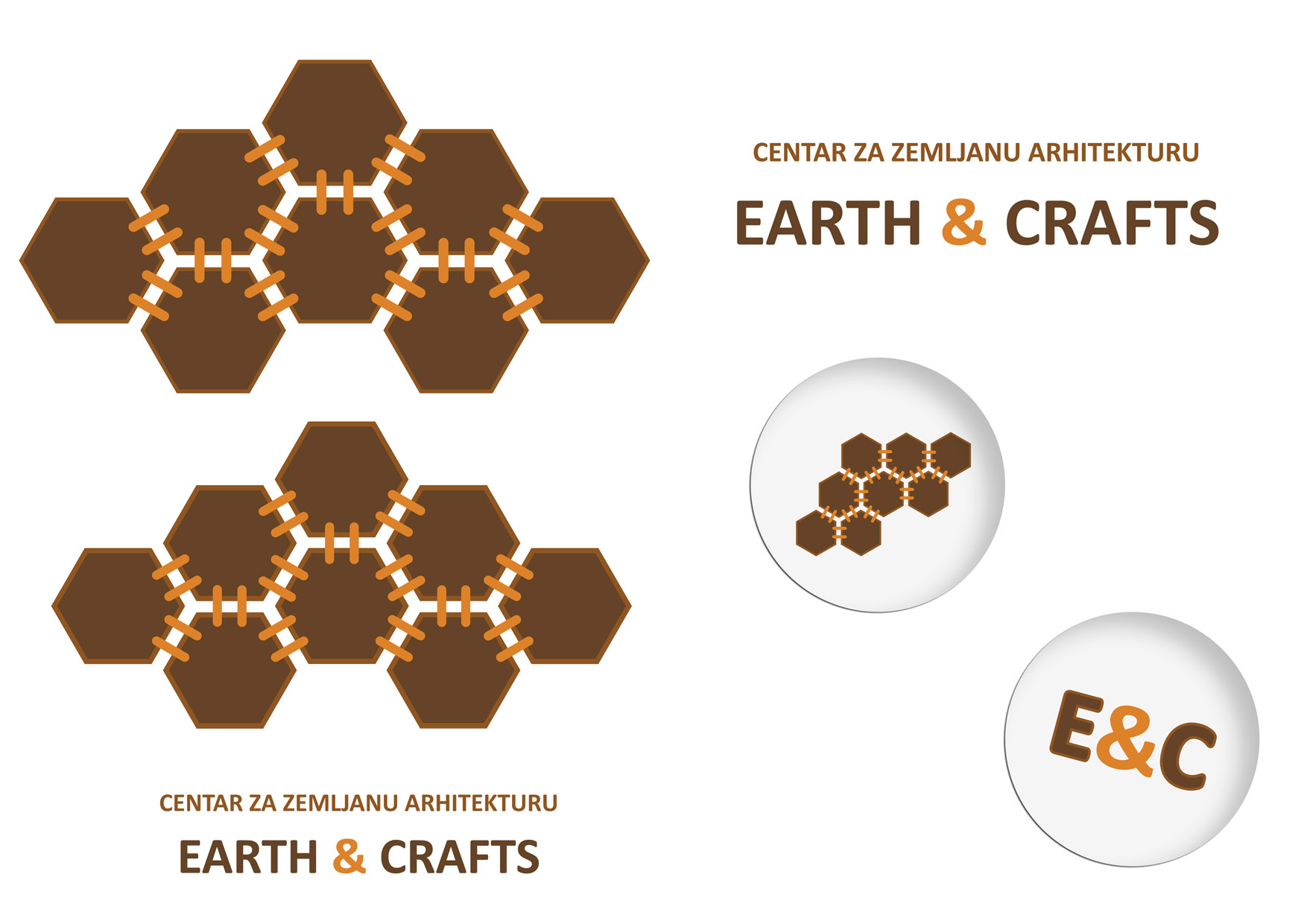 33 predlog logo EARTH&CRAFTS Igor Vukičević vigor93@gmail.com