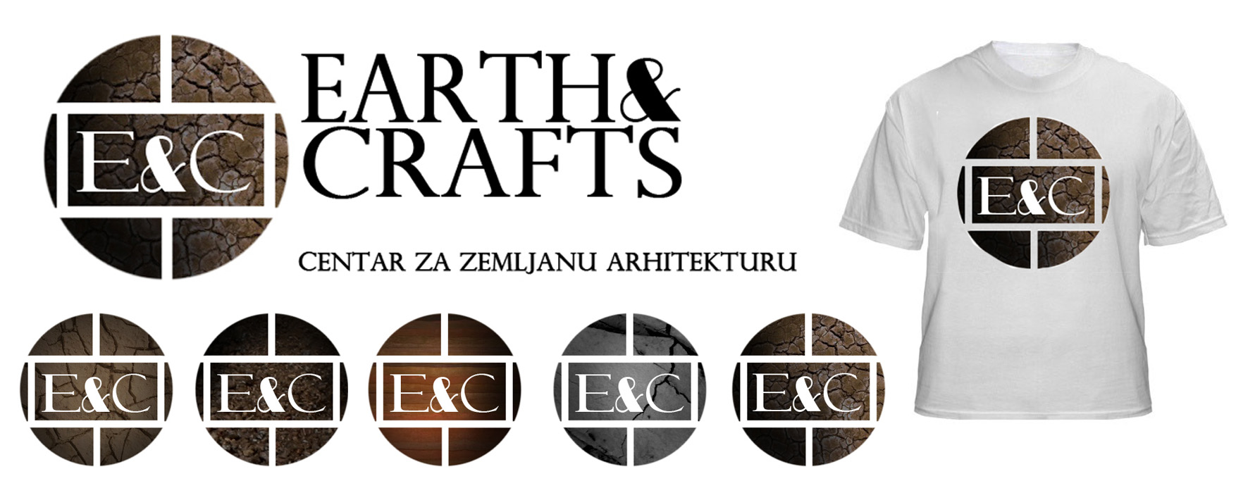 40 predlog logo EARTH&CRAFTS aleksandar stanojkovic aleksandar.stanojkovic@gmail.com