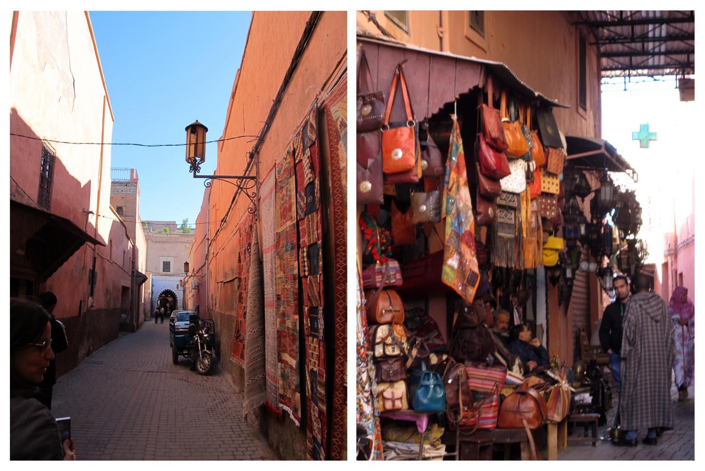 101 souks of Marrakesh