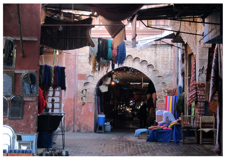 103 souks of Marrakesh