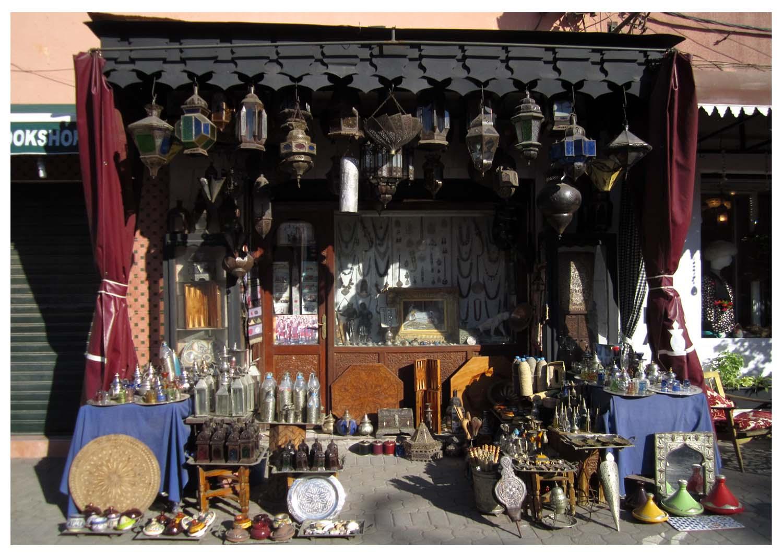 105 souks of Marrakesh