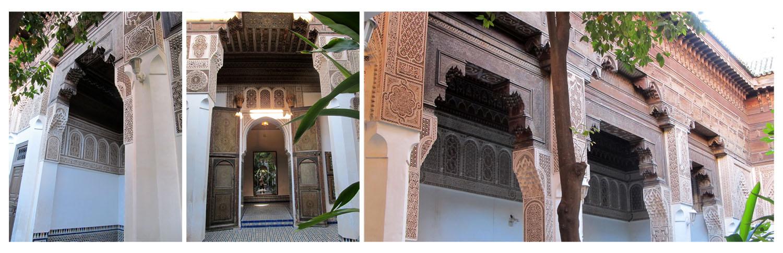 107 Bahia palace Marrakesh
