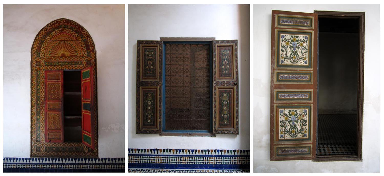 120 Bahia palace Marrakesh