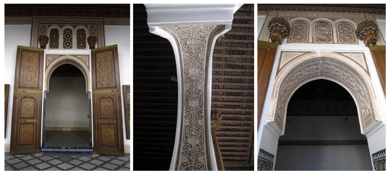 123 Bahia palace Marrakesh