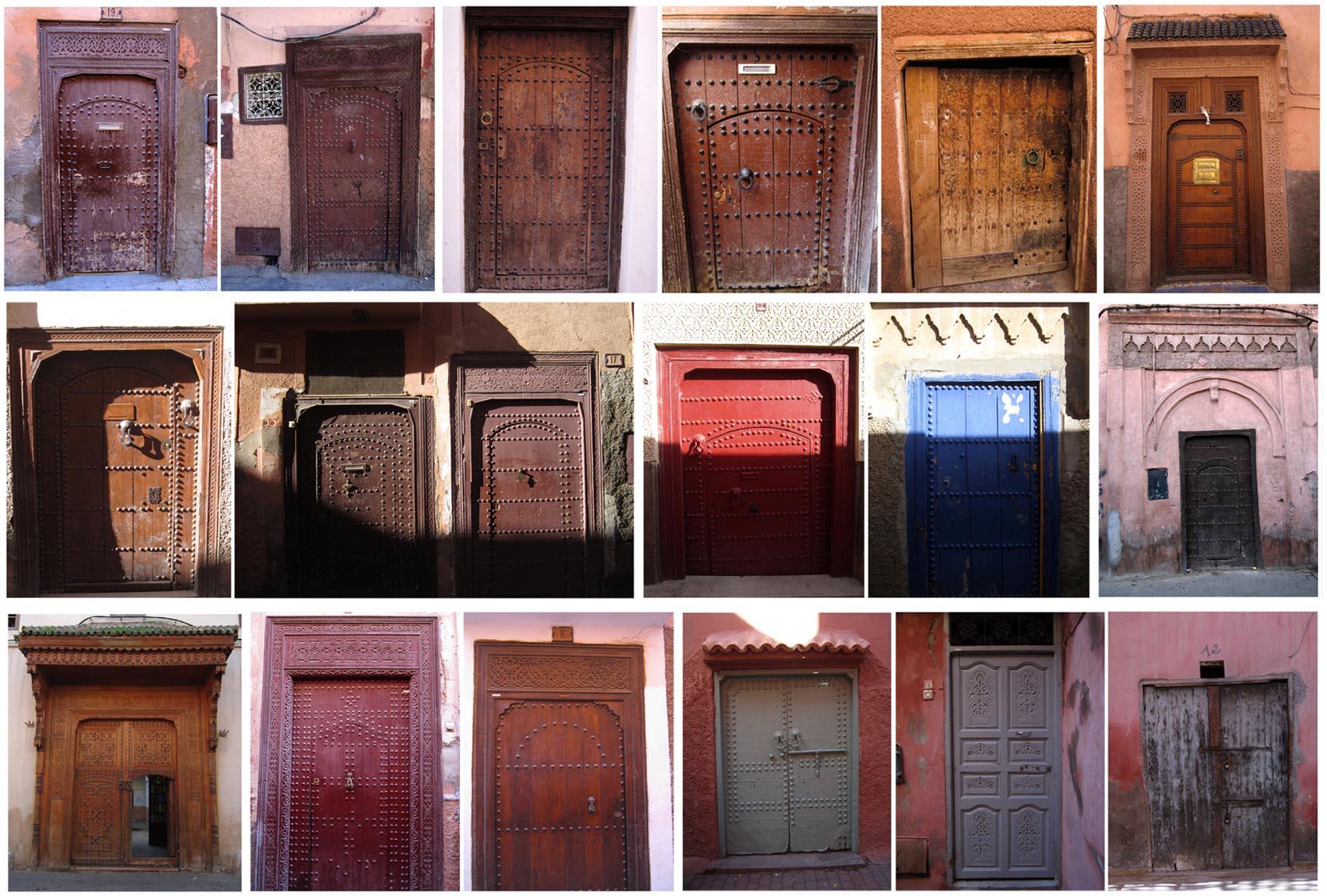 13 doors of Marrakesh 2