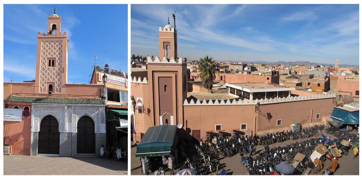 16 Djemaa el Fnaa Marrakesh