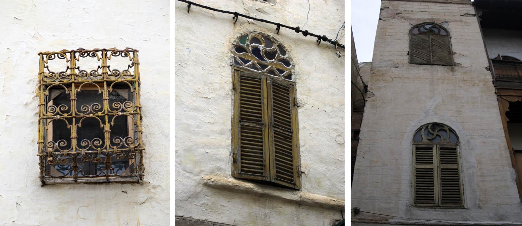 16 fes jevrejski kvart prozori