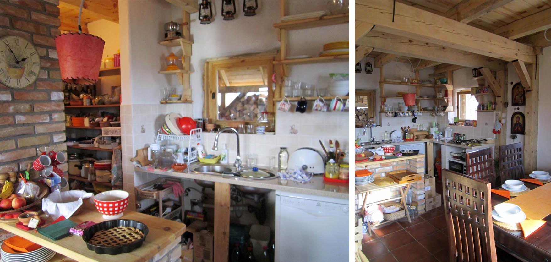 17 Marina i Vuk Krstic Irig prizemlje kuhinja i trpezarija