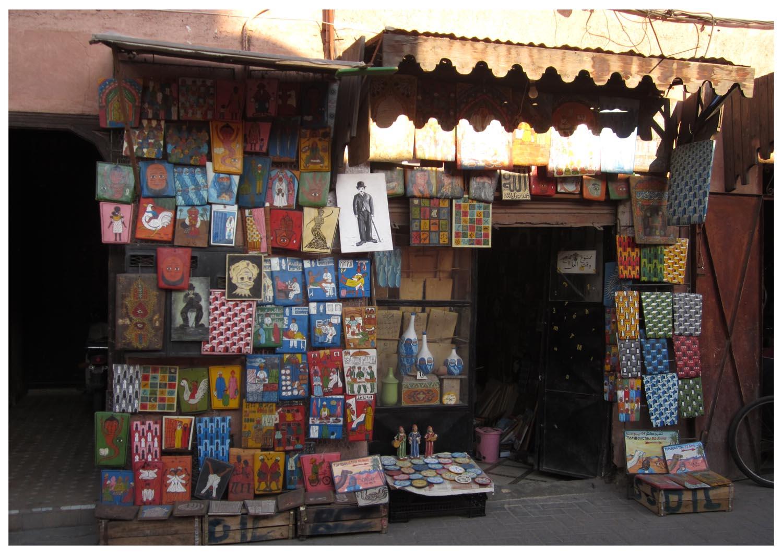 170 kazbah of Marrakesh