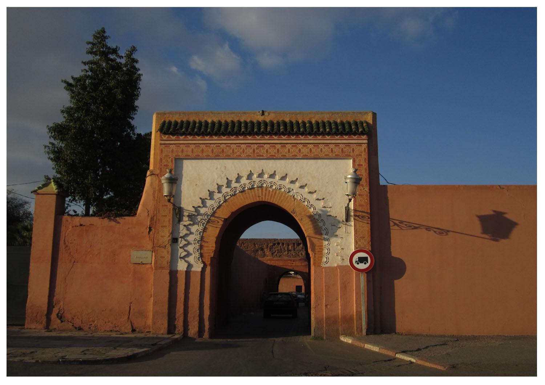 172 kazbah of Marrakesh