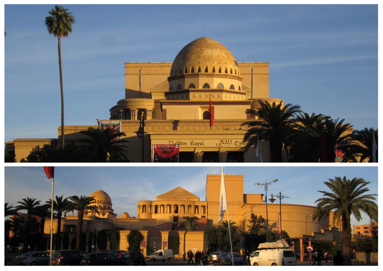 184 Royal theatre Marrakesh