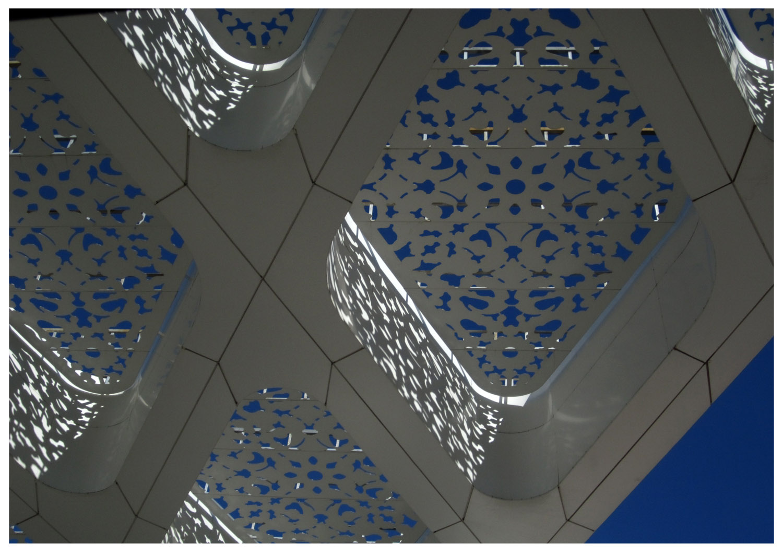 215 Marrakesh modern airport