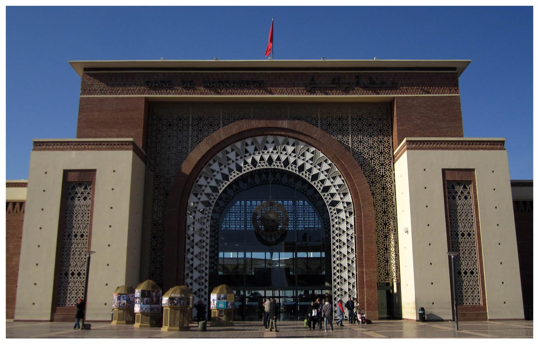 237 Marrakesh train station