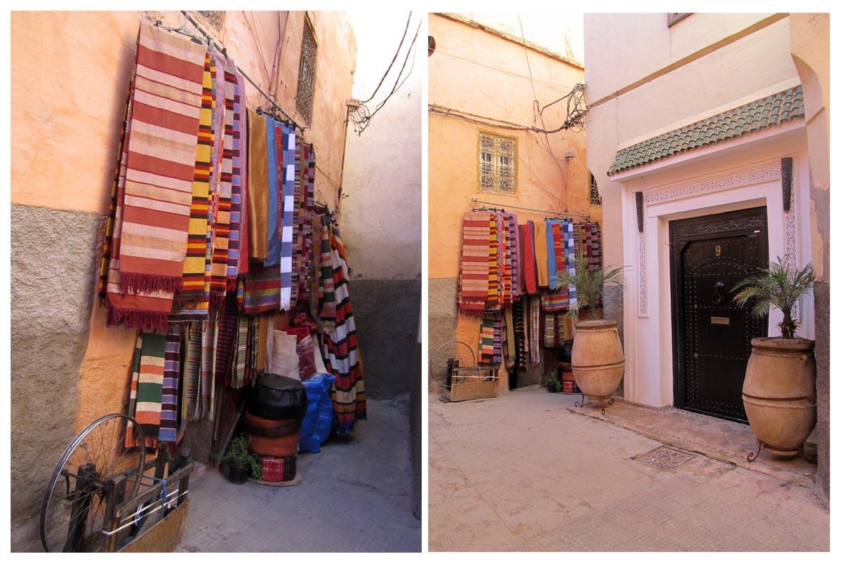 27 doors of Marrakesh