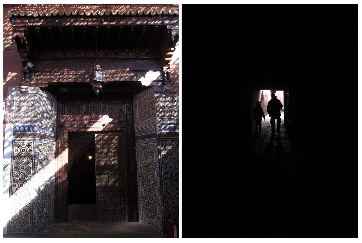 29 doors of Marrakesh