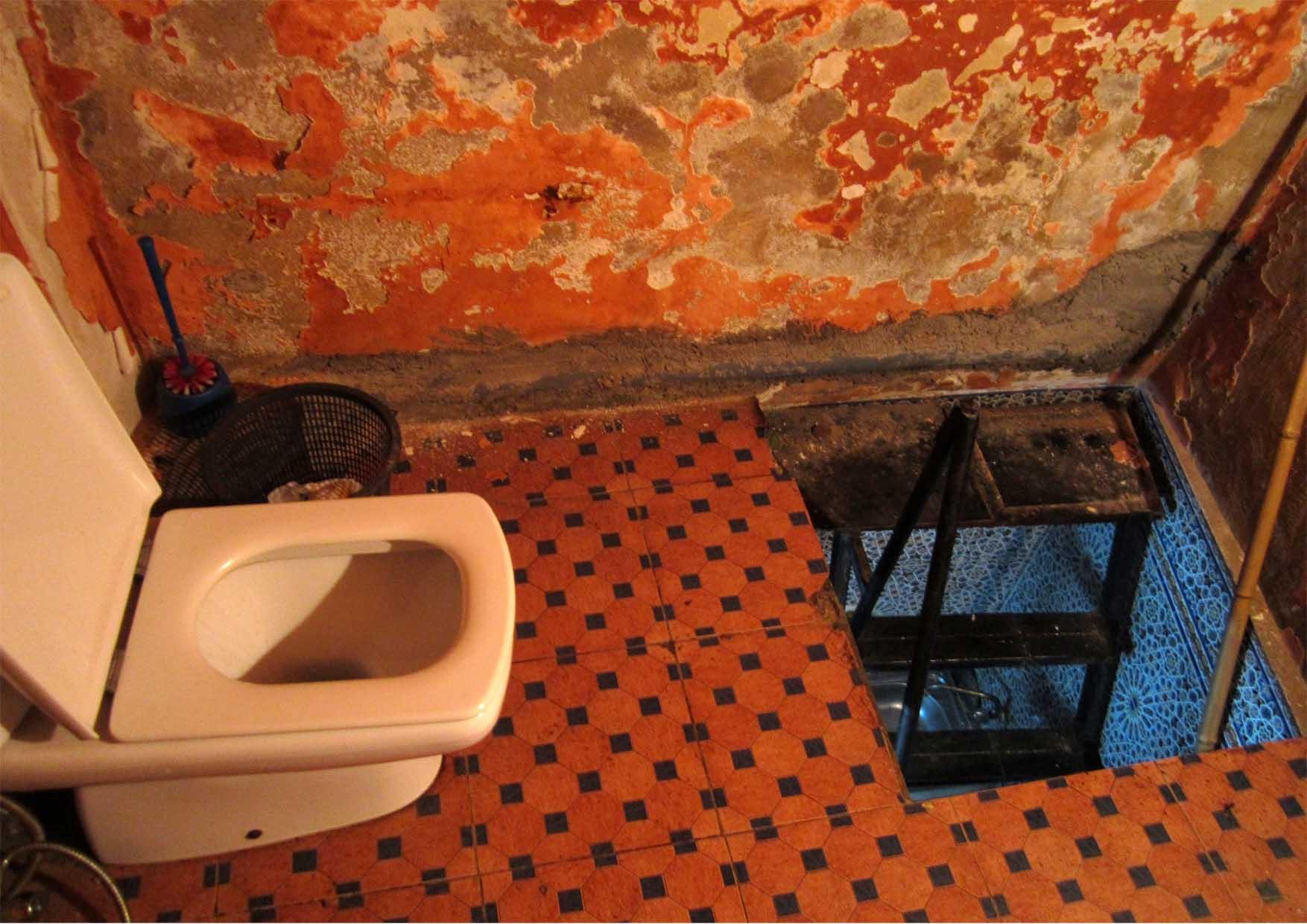 54 fes kazbah tzv toalet