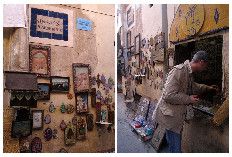 63 souks of Marrakesh