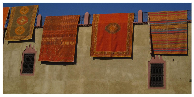 67 walls of Marrakesh