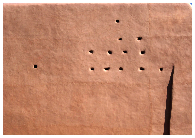 72 rammed earth of Marrakesh
