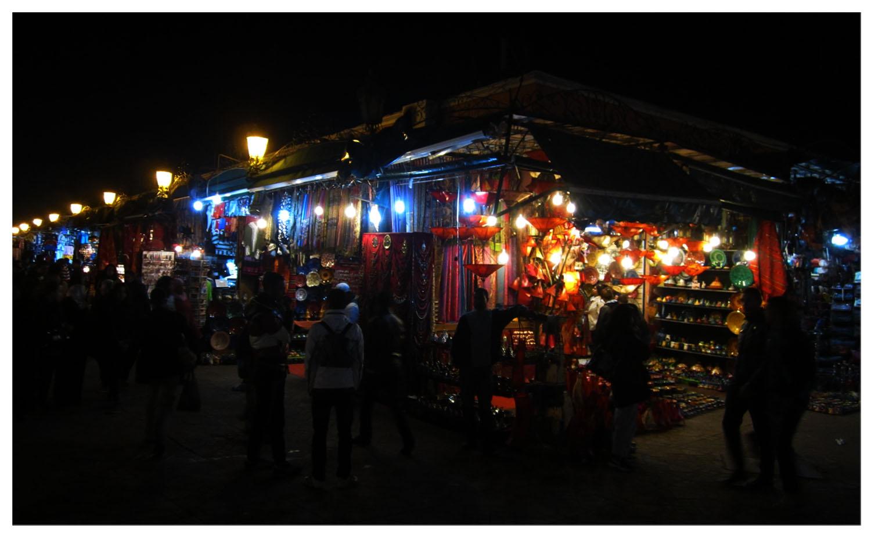 94 Marrakesh by night
