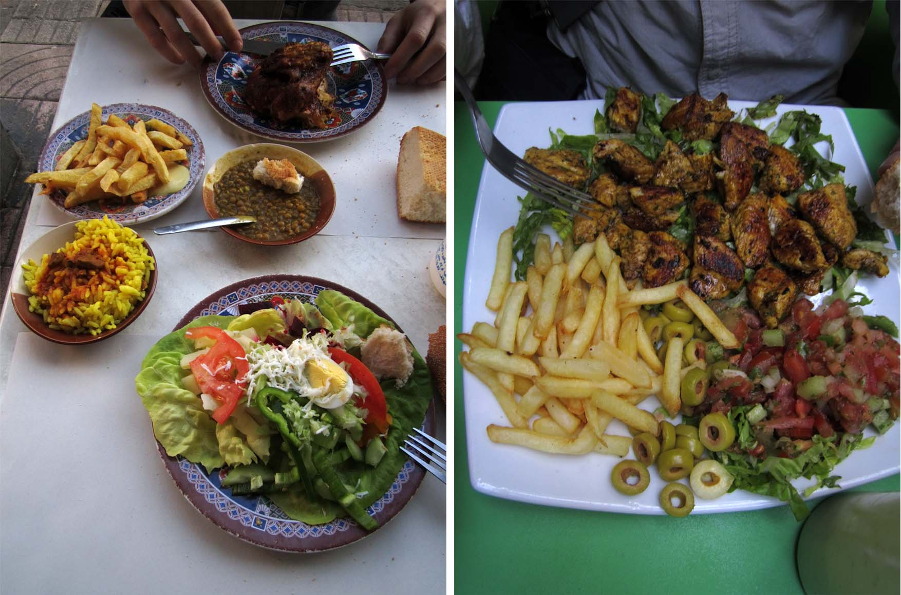 03 maroko kazablanka klopa