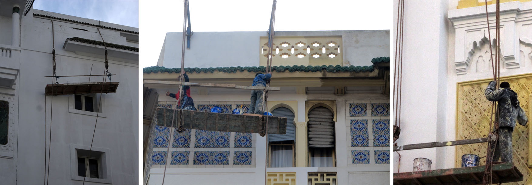 07 maroko kazablanka skele po gradu