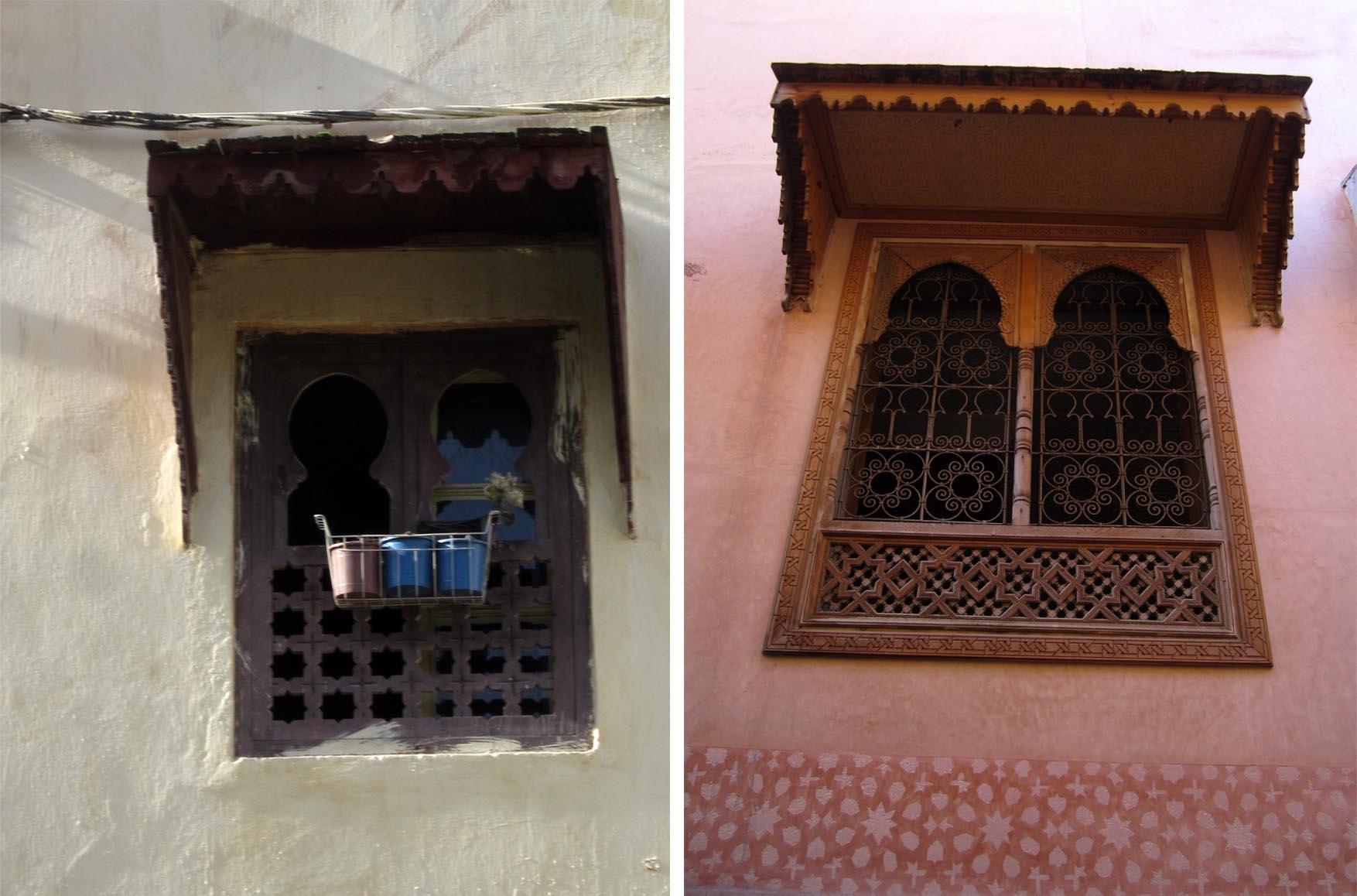 118 meknes dan 2 medina ulice detalji prozori