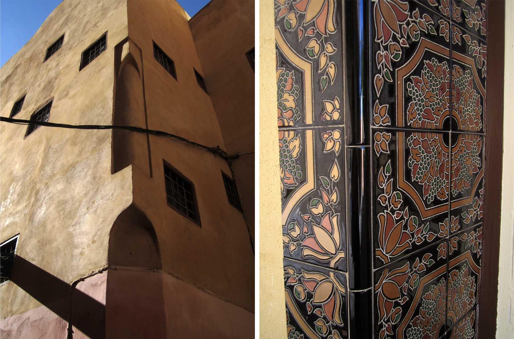 122 meknes dan 2 medina ulice detalji