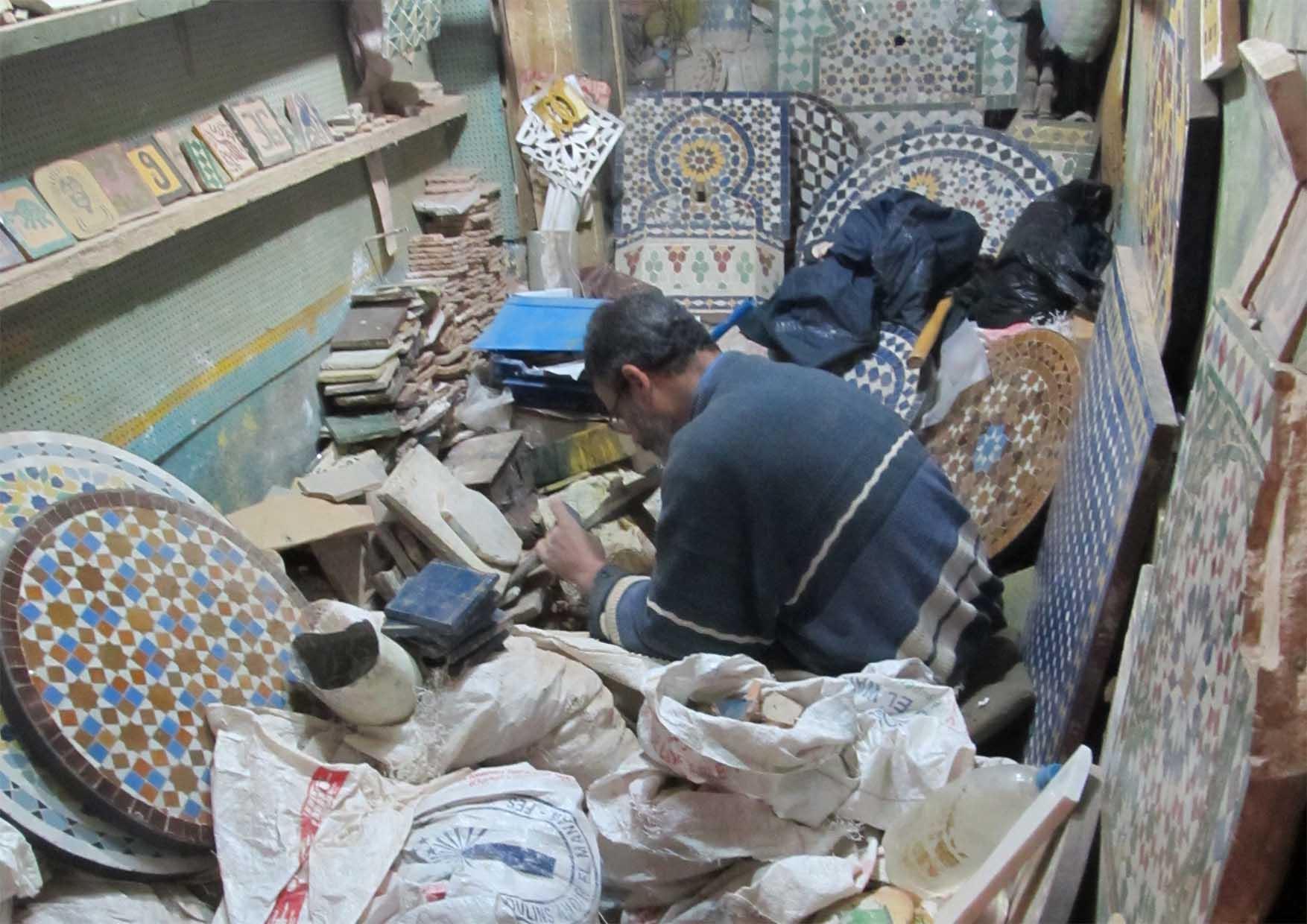 128 maroko meknes crafts
