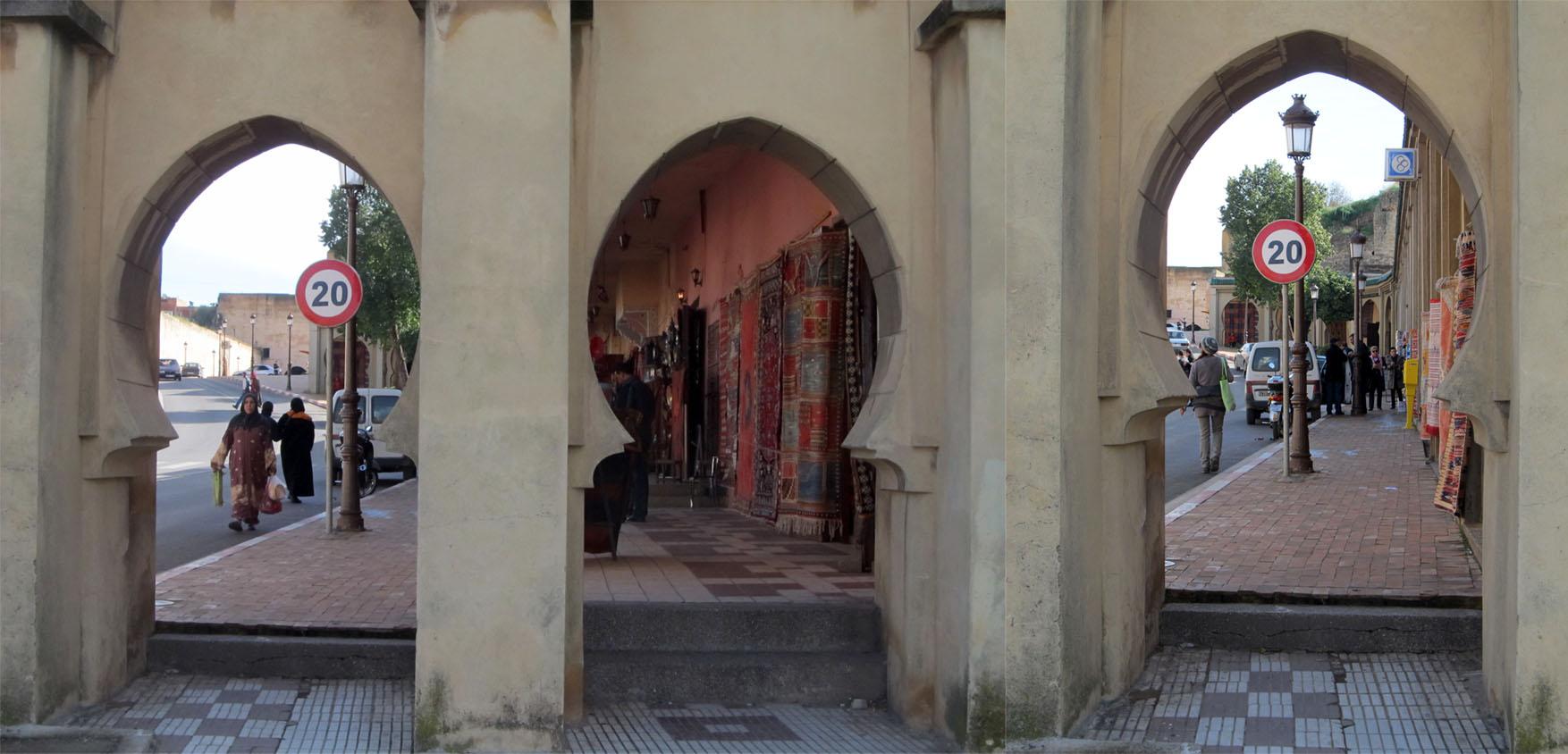 134 maroko meknes ka mauzoleju mule ismaila