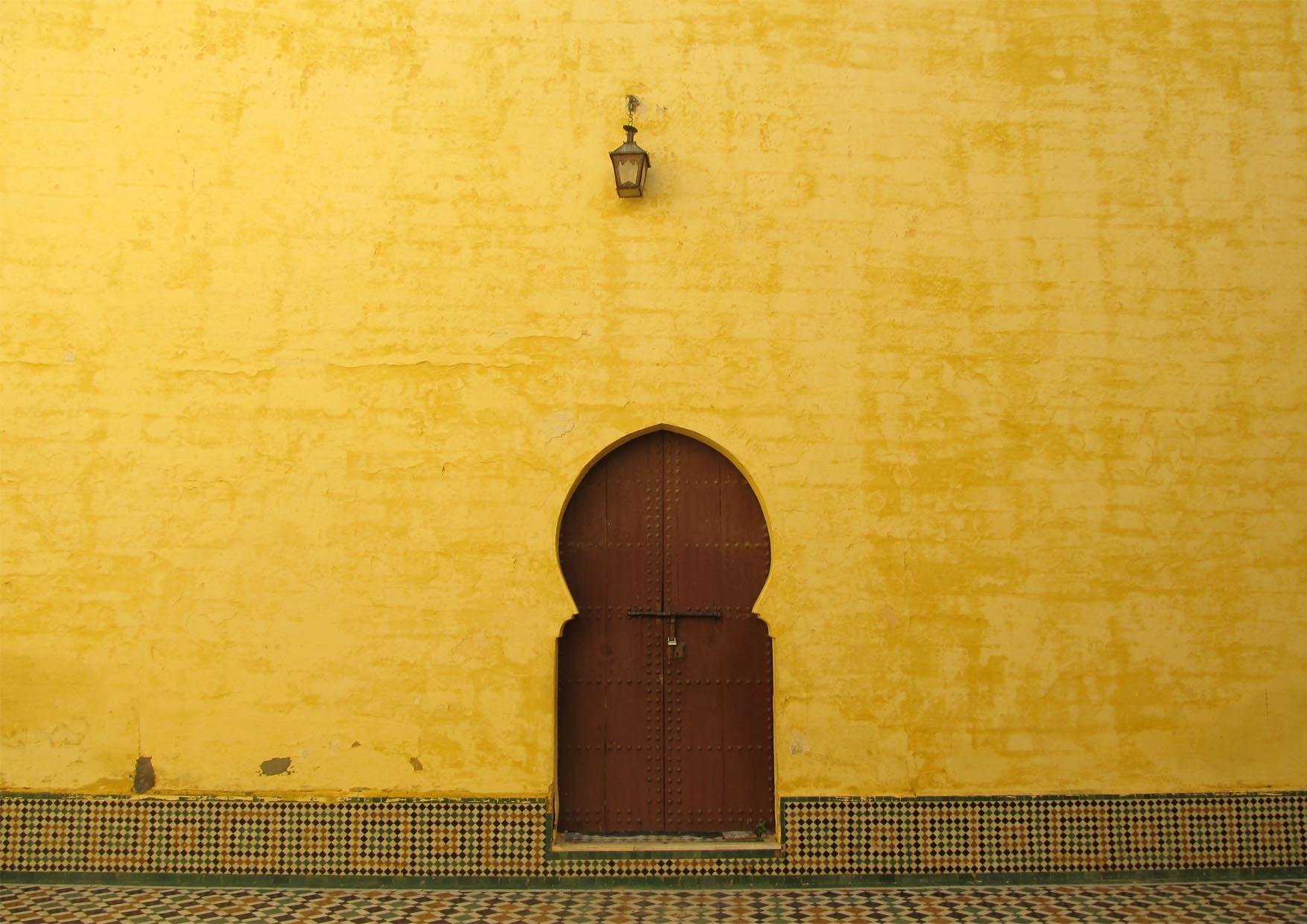 146 maroko meknes mauzolej mule ismaila
