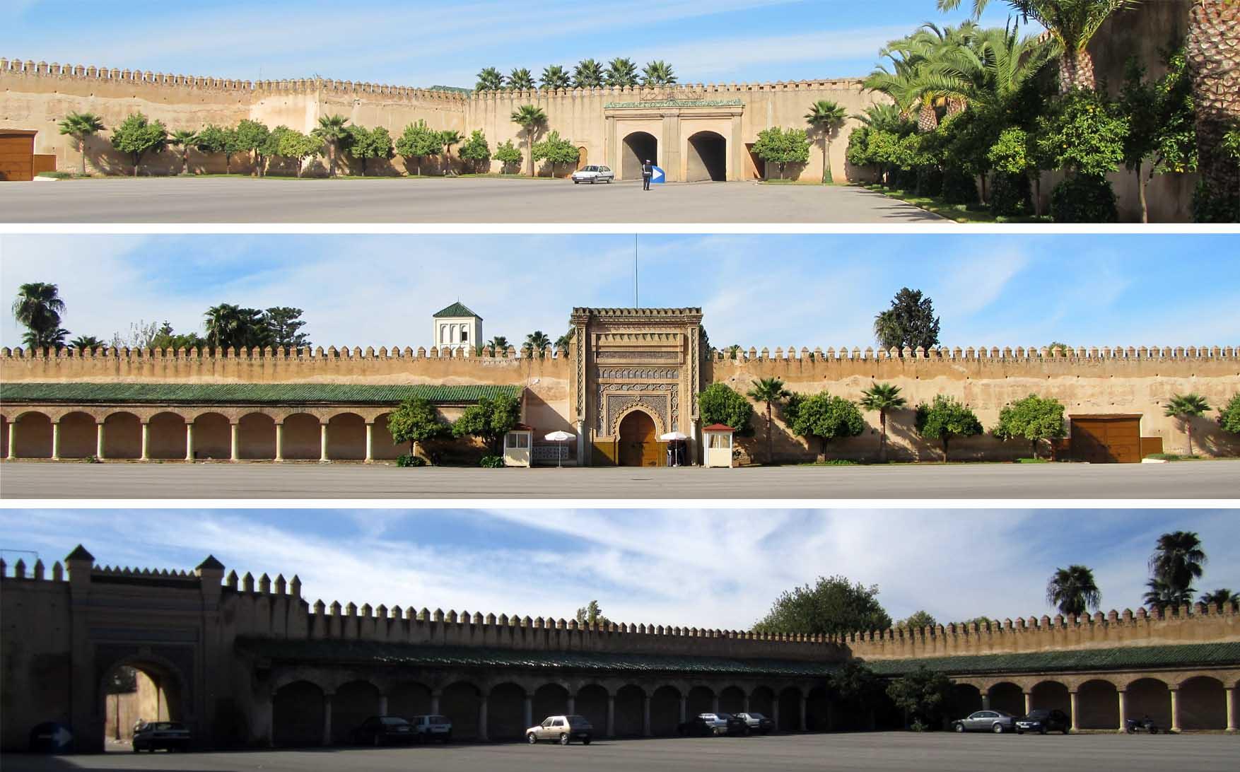 151 maroko meknes uz zidine ka kraljevskoj konjusnici