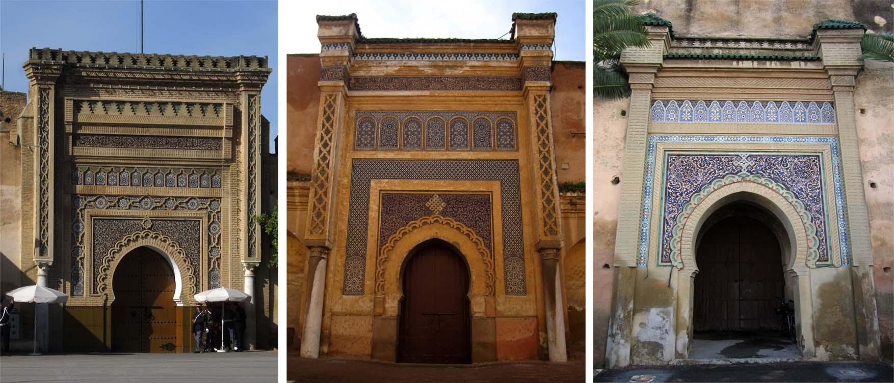 152 maroko meknes uz zidine ka kraljevskoj konjusnici