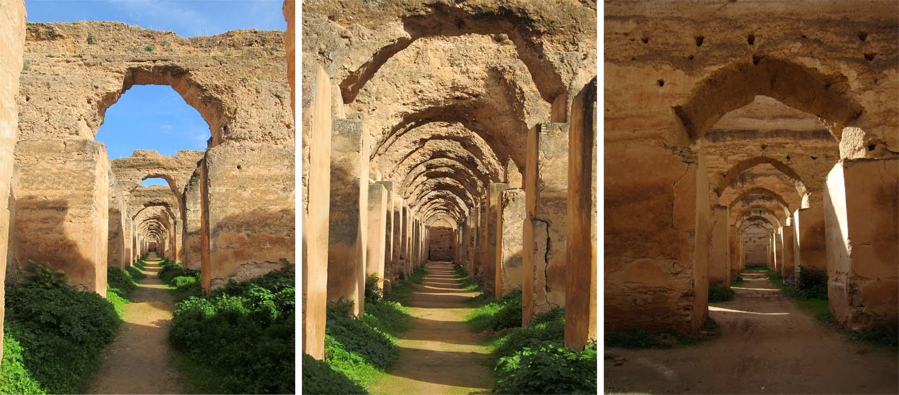 168 maroko meknes kraljevska konjusnica
