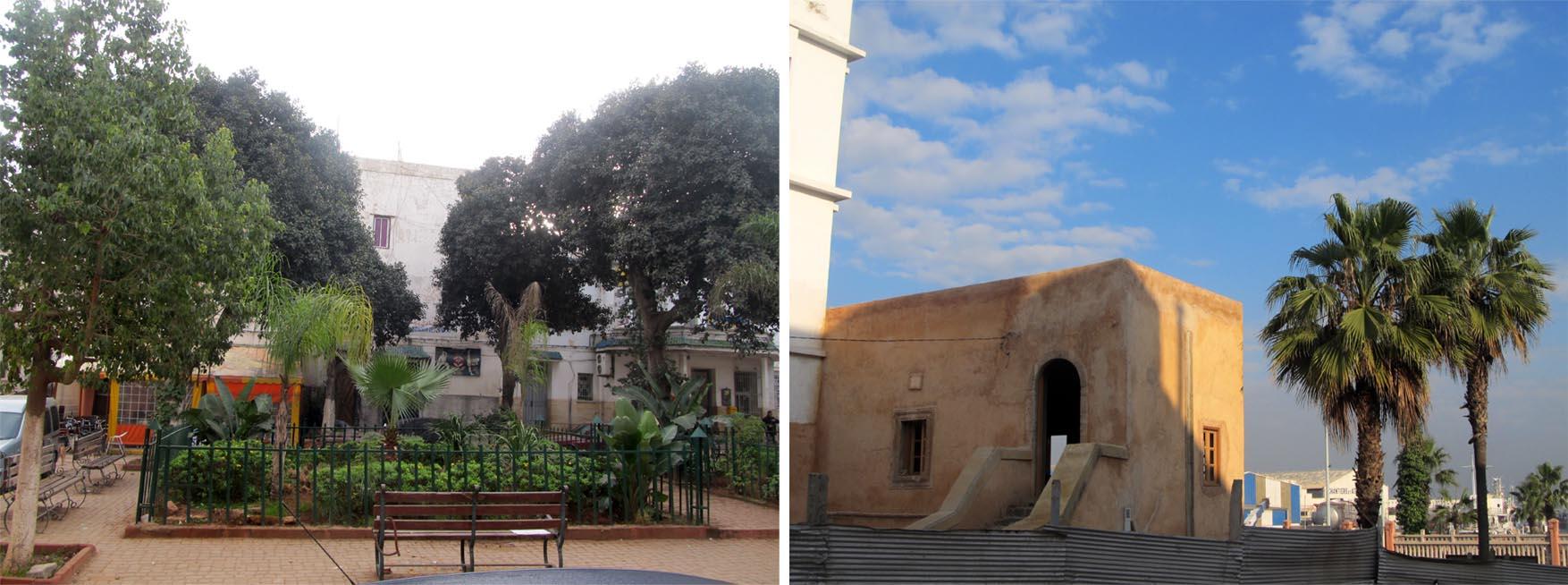 33 maroko kazablanka medina ispred hostela